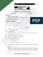 2year Sample Paper-5