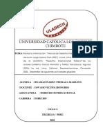 Derecho Internacional Publico - Resumen