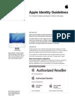 Apple Identity Guide WW