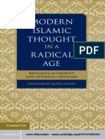 [Muhammad Qasim Zaman] Modern Islamic Thought in a(B-ok.xyz)