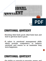 Emotional Quotient Espinas