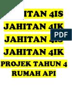 JAHITAN 4IS