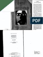 NOLASCO Socrates O Mito Da Masculinidade 2a Ed Rio de Janeiro Rocco 1993 1