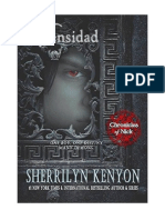 Kenyon, Sherrilyn - Las Crónicas de Nick 08 (español) - Intensity