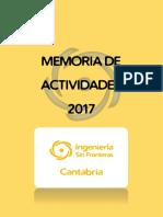 Memoria Isf 2017
