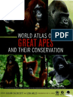 World Atlas of Great Apes and their conservation