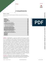 Endopthalmitis Guidelines