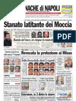 Cronache Di Napoli 21 Aprile 2010