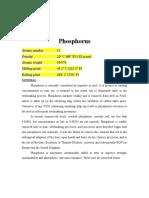 Phosphorus.doc