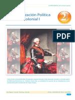 Sem 2 - Organización Política Colonial I