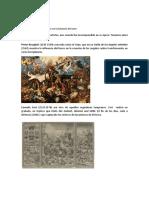 Influencias  en La Historia Del Arte
