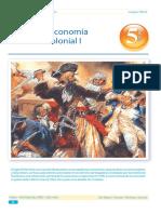Sem 5 - La Economía Colonial I