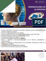 Farmacología de La Epilepsia