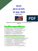Bulletin 180715 (HTML Edition)