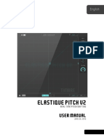 ElastiquePitchV2 Manual