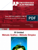 Sem 3 Met Gráfico y Simplex Mod 2 2018-1.Pptx