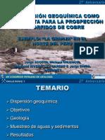 038 2006 Presentacion XIII CPG La Granja Porfido Acosta