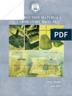 Construction Materials - Labratory Manual By Abebe Dinku.pdf