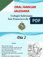 Asertividad Pastoral  Salesiano
