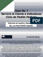 Caso 1 ESEP Indicadores & Servicio Al Cliente