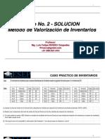 Caso 2 ESEP MetodoValorizarInventarios SOLUCION Al 02.03.2018