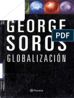 Globalización, George Soros