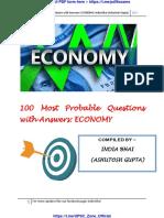 Economy 100 Probable