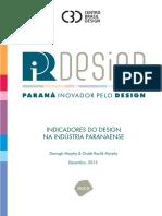 INDICADORES DO DESIGN NA INDÚSTRIA PARANAENSE