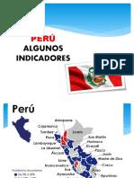 PERU - Algunos Indicadores