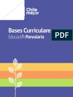 Bases Curriculares Ed Parvularia 2018