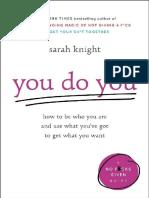 OceanofPDF.com You Do You - Sarah Knight