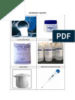 Queso Mozzarella Materiales,Metodologia,Sugerencias