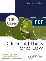 100 cases in clinical ethics and law (2016).pdf