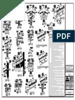 Plano 9 - Civitella - Estructura-techo