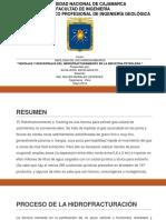 Silva Leon Kevin Adolfo Ventajas y Desventajas Del Hidrofracturamiento en La Industria Petrolera