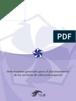 2. Orientaciones Generales para el funcionamiento de los servicios de Educación Especial.pdf
