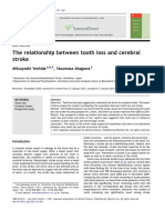 2011. Tooth Loss Cerebral Stroke.pdf