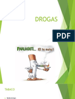 DROGAS