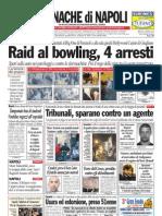 Cronache Di Napoli 22 Aprile 2010