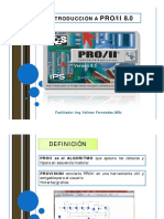 Introducción a Pro II 8.0