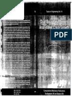Portela - DBEM Analysis of Crack Growth