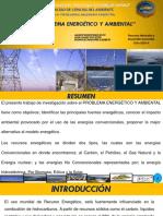 El Problema Energético y Ambiental