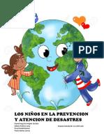 Los Niños en La Prevencion y Atencion de Desastres