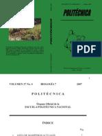Los Cambios Ambientales en Ecuador