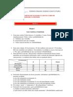 Teste II Estatistica Aplicada