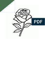 Colorear Rosa