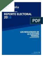 Reporte Electoral Integralia - Elección federal 2018