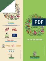 Feria de Las Flores 2018 Programación
