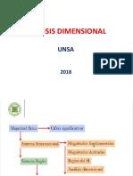 1. Analisis Dimensional 1