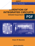 [Arjun N. Saxena] Invention of Integrated Circuits(B-ok.org)